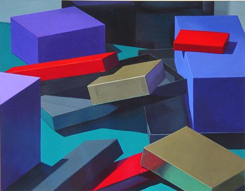 Twelve Boxes, 1993