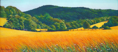 Allegheny Summer Morning, 2000