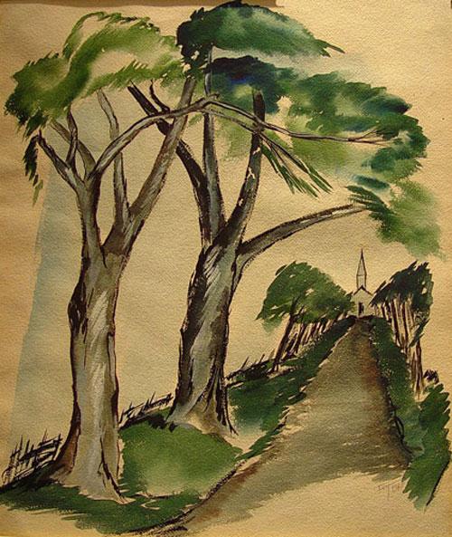 Dead End, Beaufort, 1940