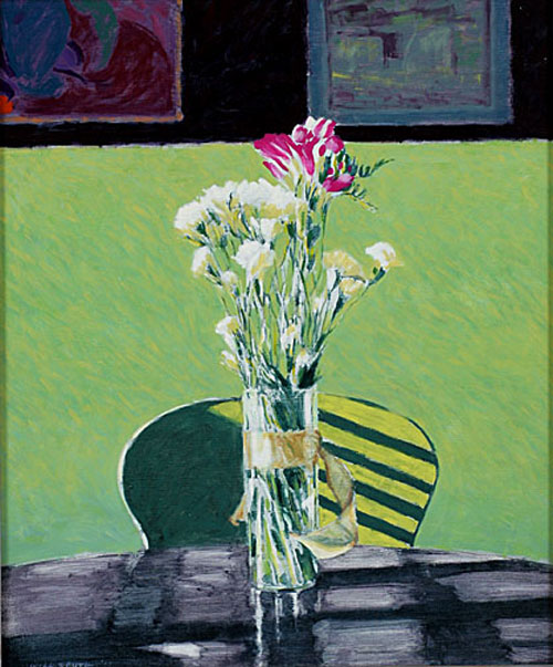 Dining Room Still Life, 1998
