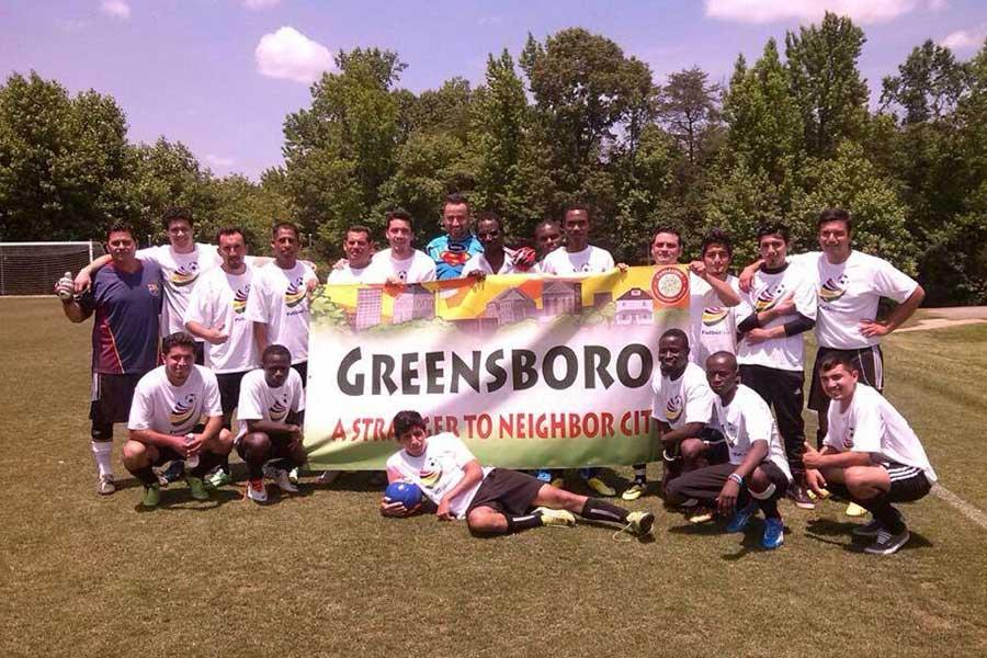 Faith Action Greensboro NC