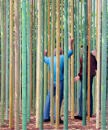 In Timber Bamboo, 2000