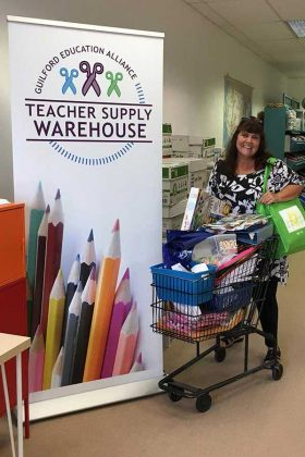 GEA Teacher Supply Warehouse